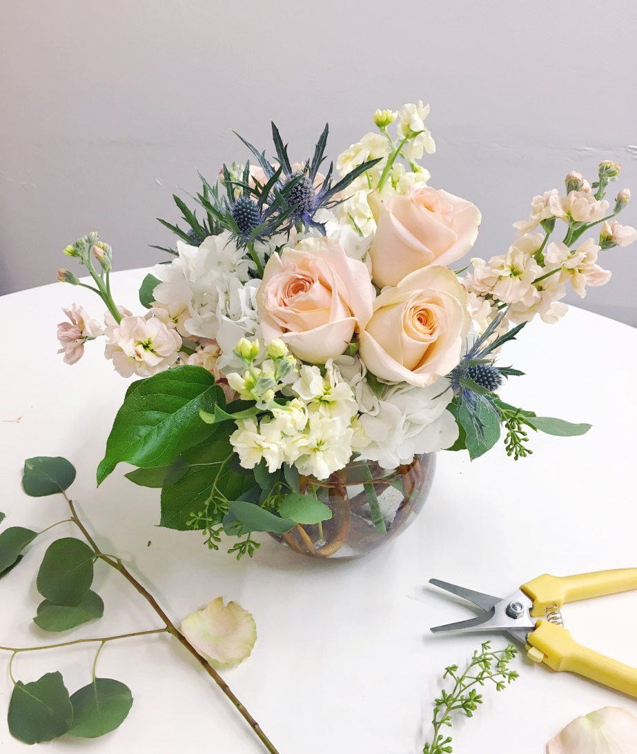 Freelancing: Wedding Flowers